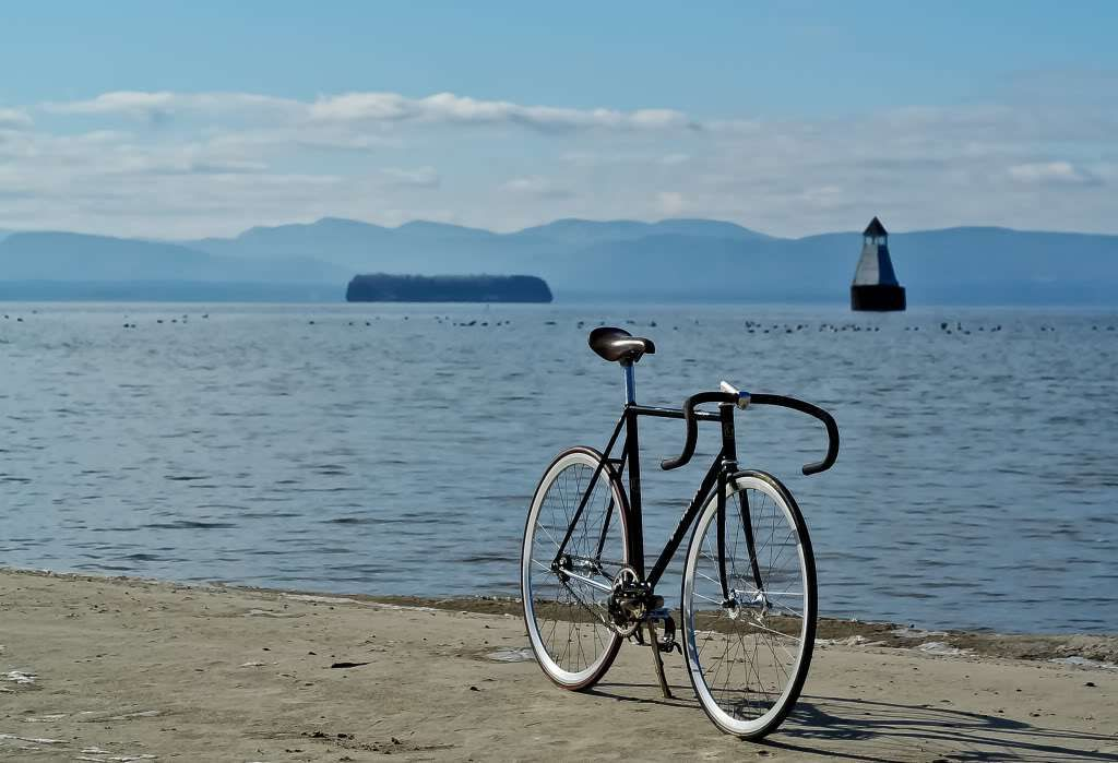 Gan Well Pro NJS | Bicycles | Pinterest | Lake champlain, Bicycling ...
