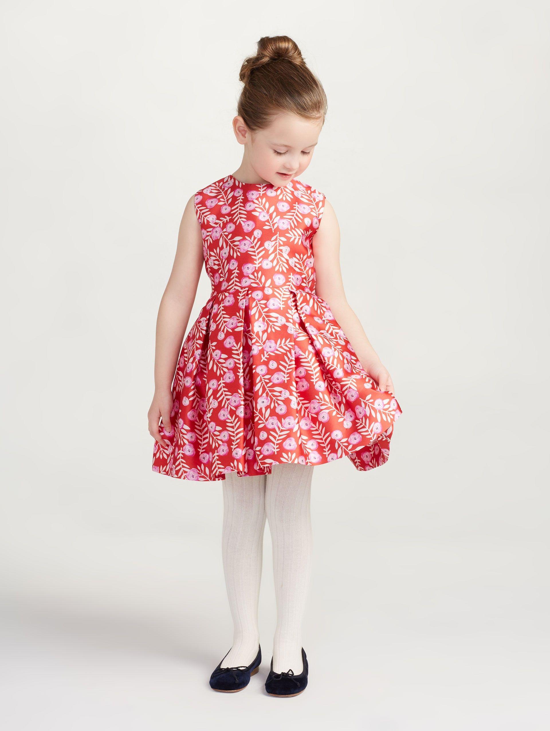 6a8321dbc7a Oscar de la Renta - Petite Roses Mikado Party Dress