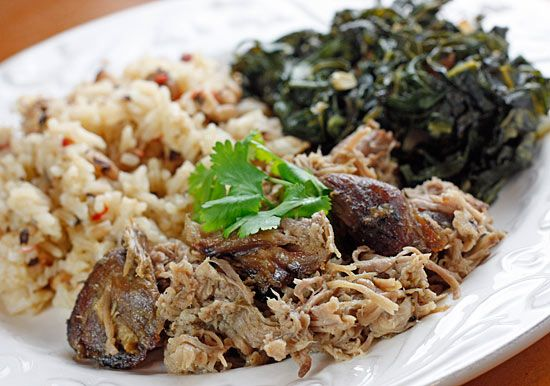 Slow Cooked Pernil