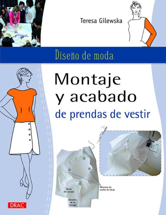 Diseño de moda. montaje y acabado de prendas de vestir | Patrones ...