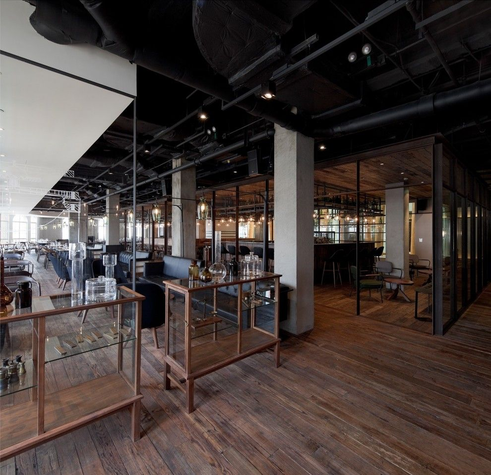 Mercato / Neri & Hu Design and Reserch Office