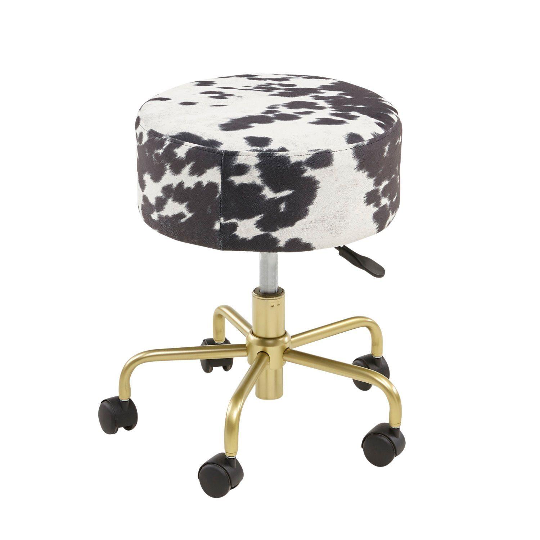Moo Rolling Desk Stool Desk Stool Rolling Desk Stool