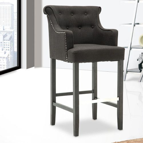 Marvelous Found It At Wayfair Bar Stool With Cushion Kitchen Bar Dailytribune Chair Design For Home Dailytribuneorg