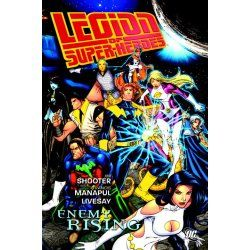 Legion of Super-Heroes: Enemy Rising SC (9781401220181) by Shooter, Jim