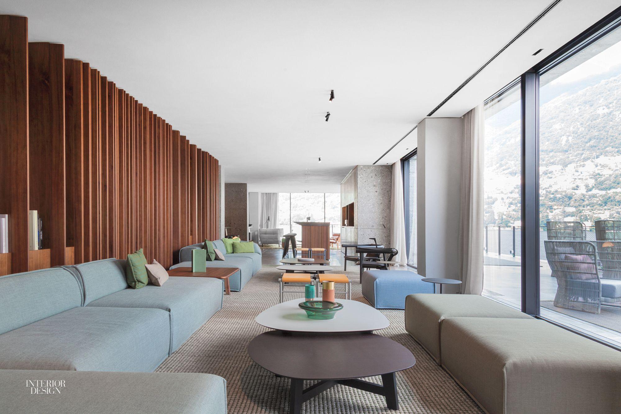 patricia urquiola designs idyllic lake o hotel il sereno
