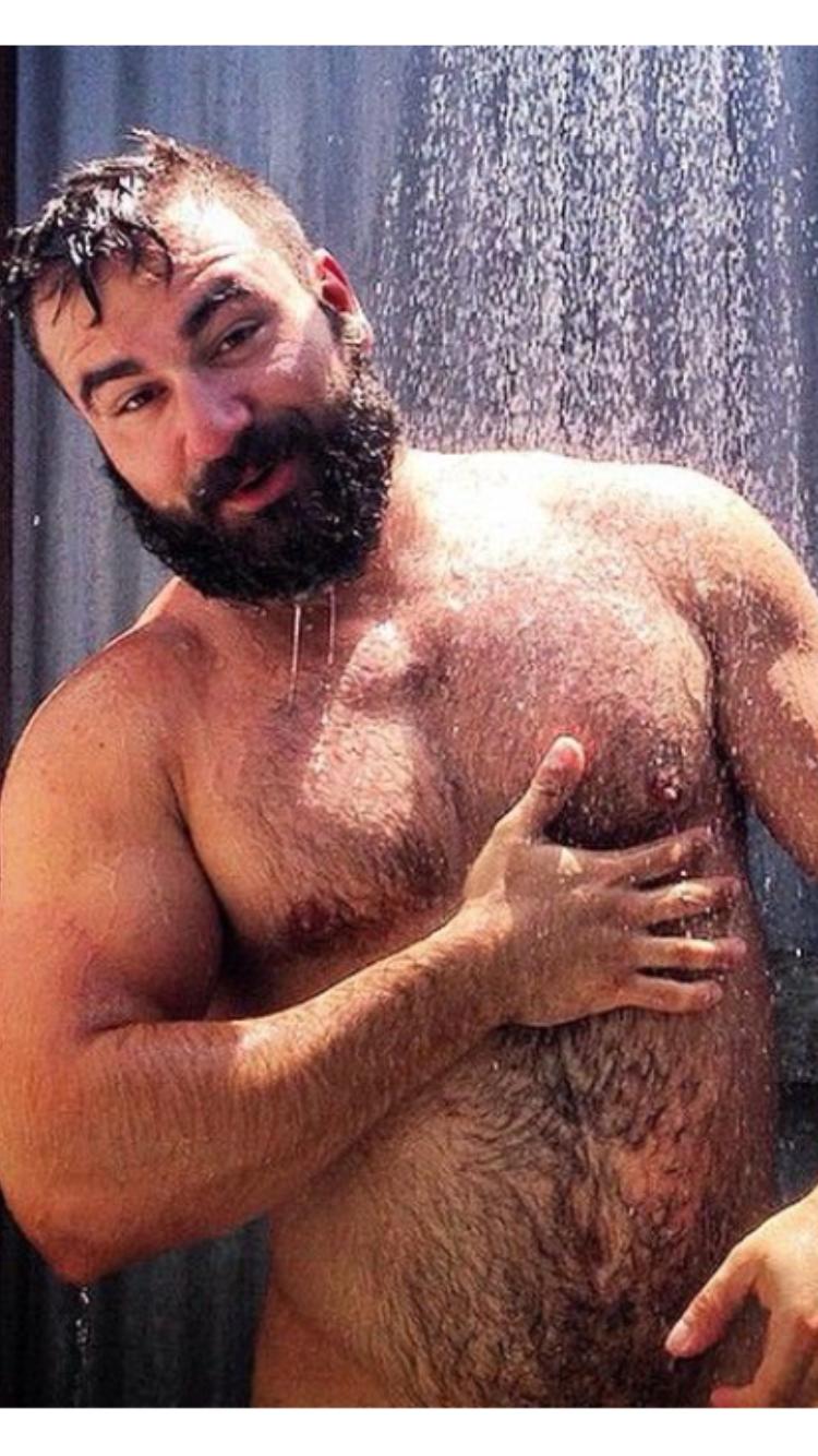 Women who love hairy men fetish