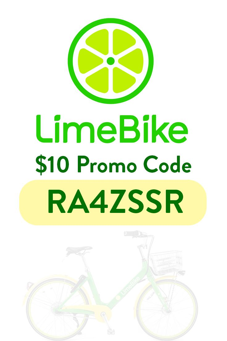 LimeBike App Promo Code: Get $3 free credit with code: RD54QHO ...