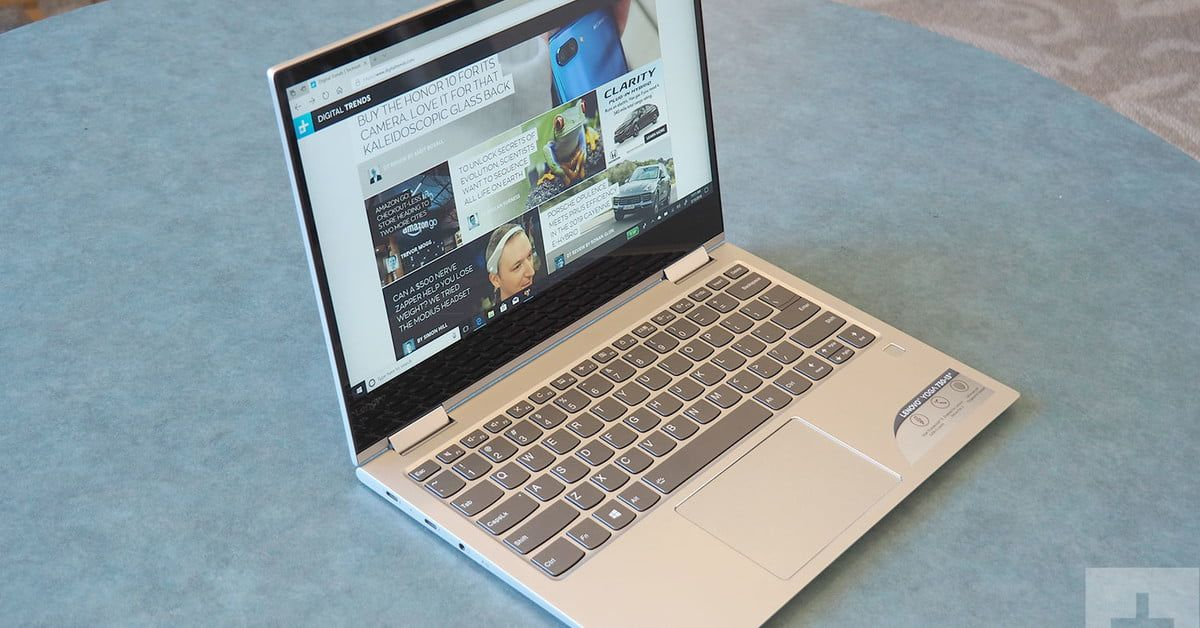 We Compare The Latest 2 In 1s From Lenovo And Hp To See Which Comes Out On Top Lenovo Lenovo Yoga Hp Spectre