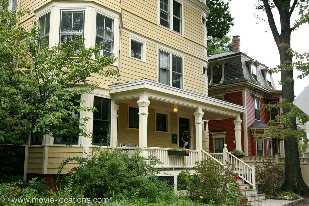 Filming Locations for Love Story (1970), around Boston and
