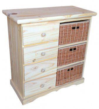 La Tranquera Muebles - Muebles de Pino Macizo | Casas | Pinterest ...