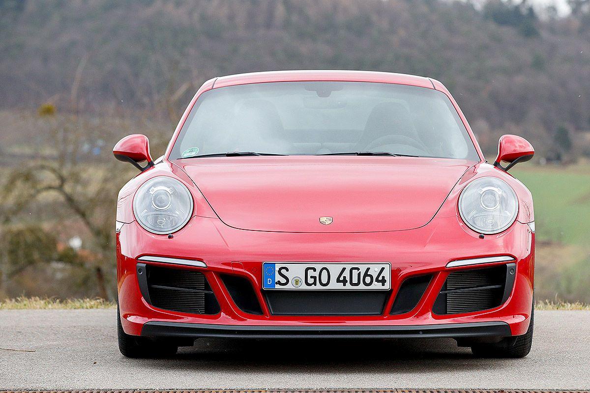 Corvette Grand Sport vs Porsche 911 GTS Imagen 22 - Galería de fotos - Autobild.es