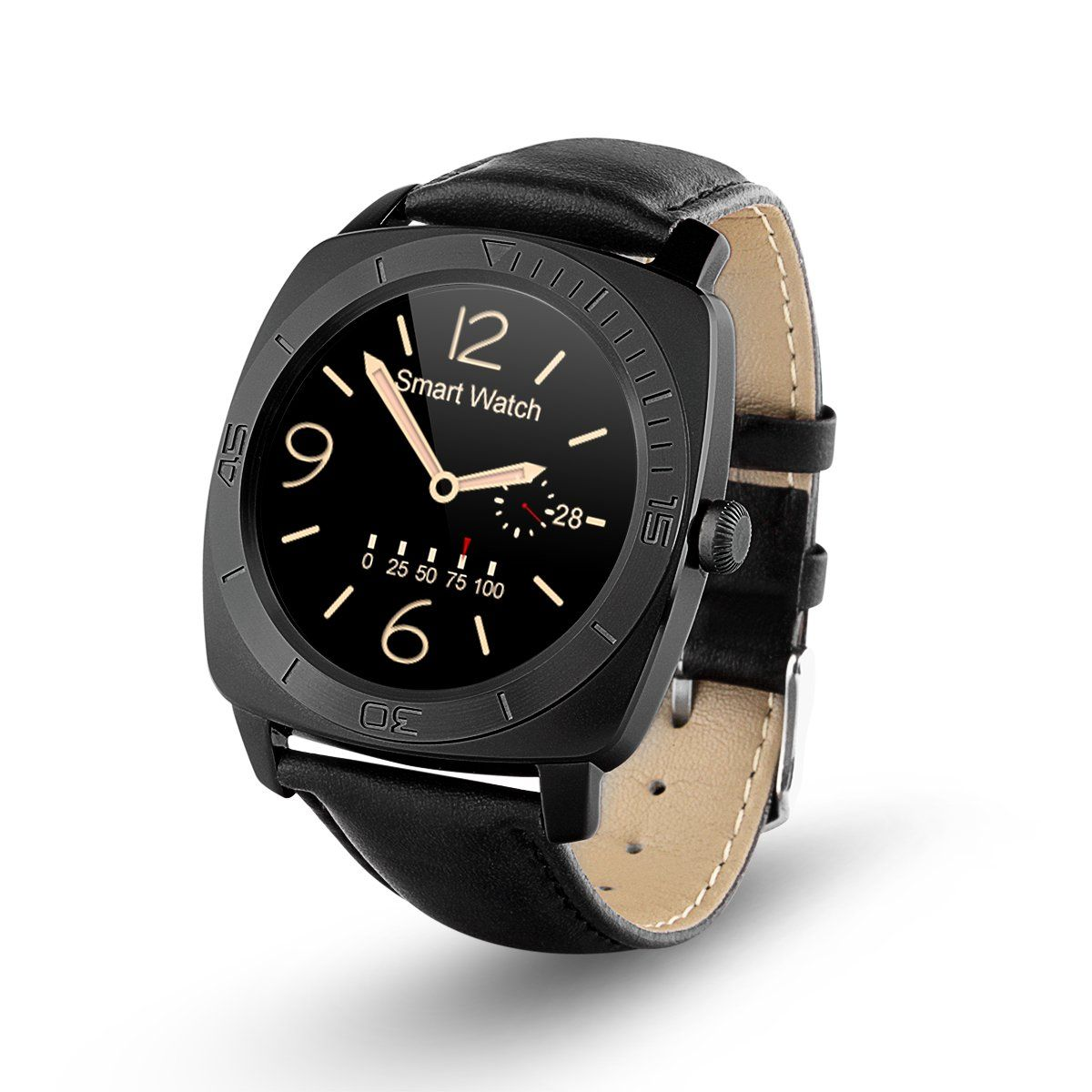 Smart Watch, OUMAX S7 Round for iPhone 6S, 6S Plus, 6S and