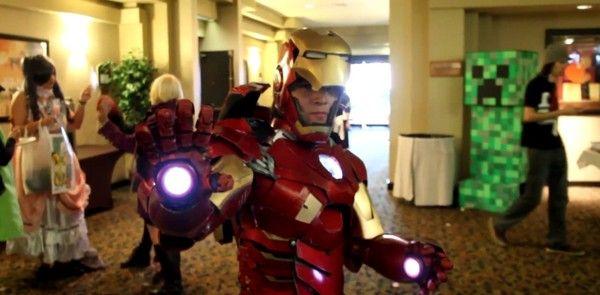 The Best (Mechanized) Iron Man Costume…  Ever!