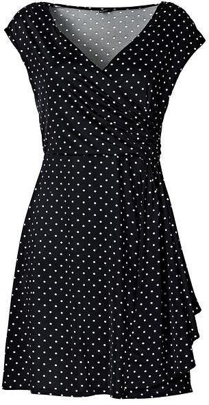 Vásárlás  Bon Prix Pöttyös ruha 921396 Női ruha árak összehasonlítása 2054d002c5