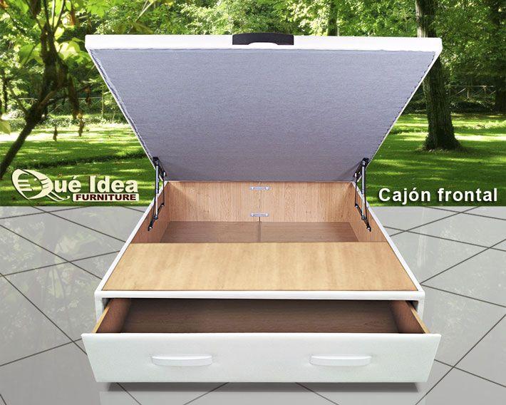 canape-cama-cajon | Casa | Pinterest | Canape cama, Cama cajón y Camas