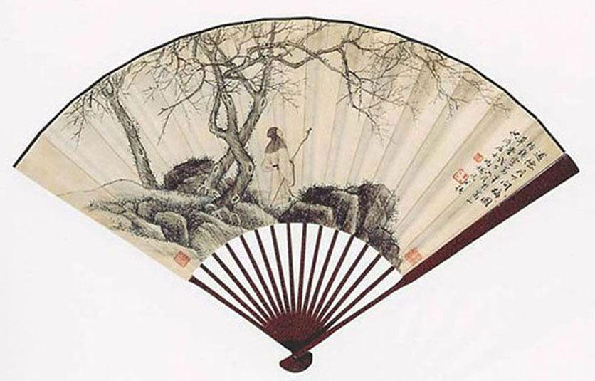traditional chinese fans traditional paper fan fantasable