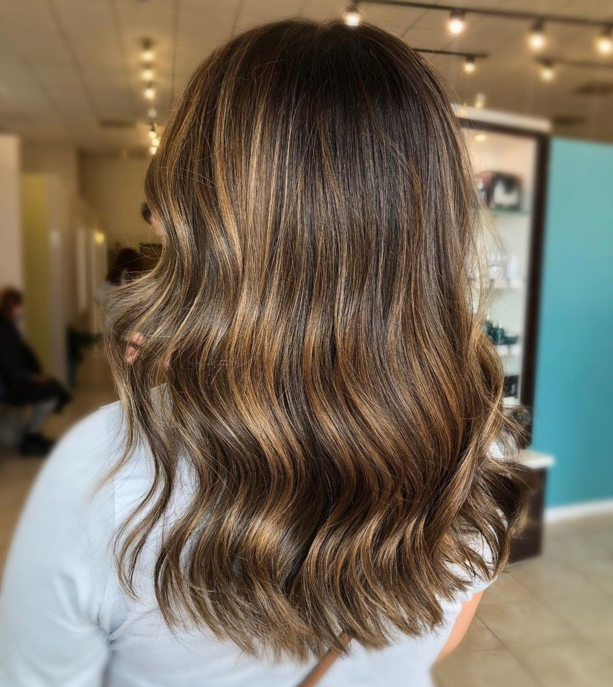 18 Light Brown Hair with Highlights Ideas For Brunettes Gallery