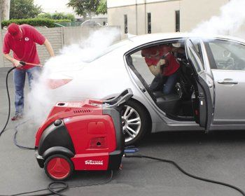 Mobile Steam Car Wash: How Does it Work? | Steam car wash, Mobile car wash, Car  wash