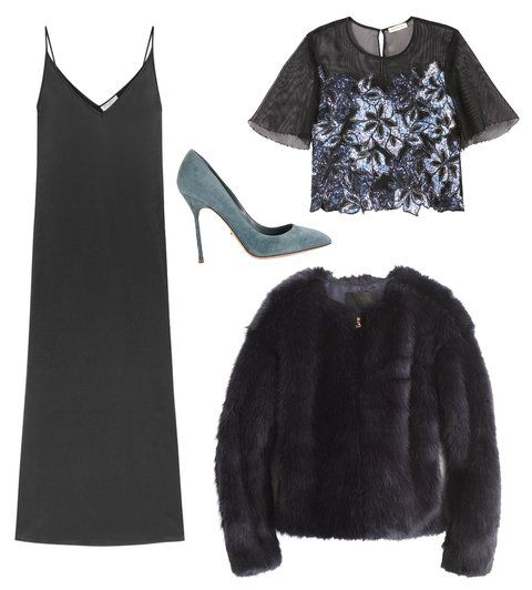 3 Chic Ways to Wear a Crop Top in the Winter