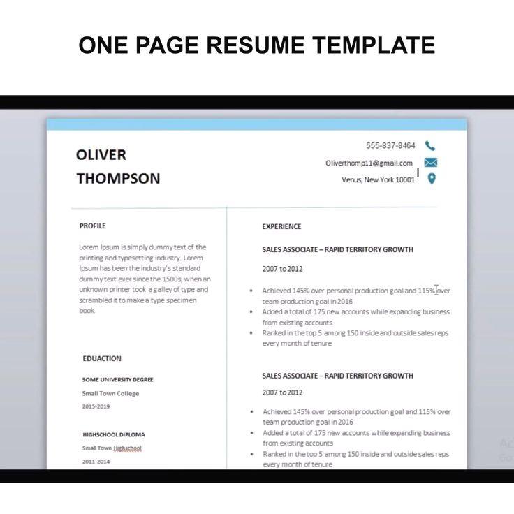 35 free resume words business diy in 2020 resume