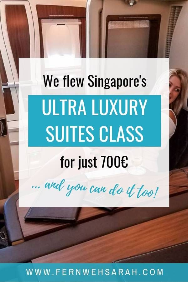 Photo of Singapore Airlines First Class Suites – flying the most luxurious first class product!
