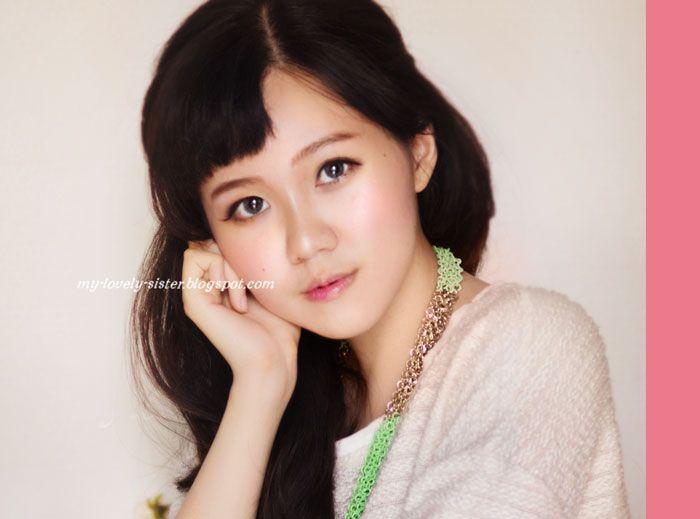 Tutorial Make Up Natural Untuk Pemula Ala Korea Make Up Blog Korea