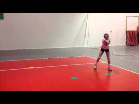 Jva Coach To Coach Video Of The Week Star Footwork For Passing Youtube Volleyball Drills Coach Injury Prevention