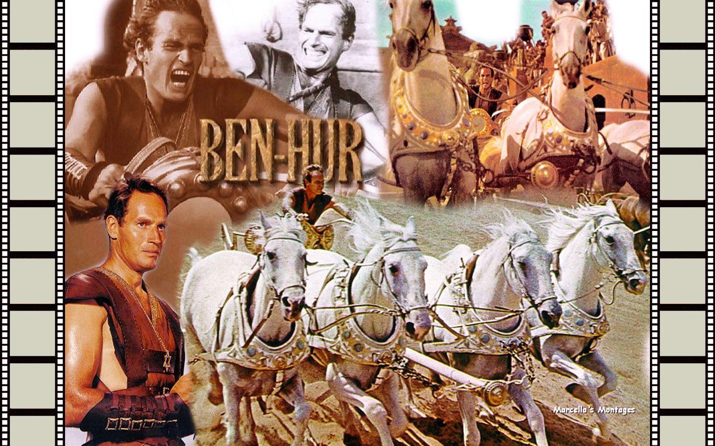 MOVIE POSTERS: BEN-HUR (1959) #benhur1959