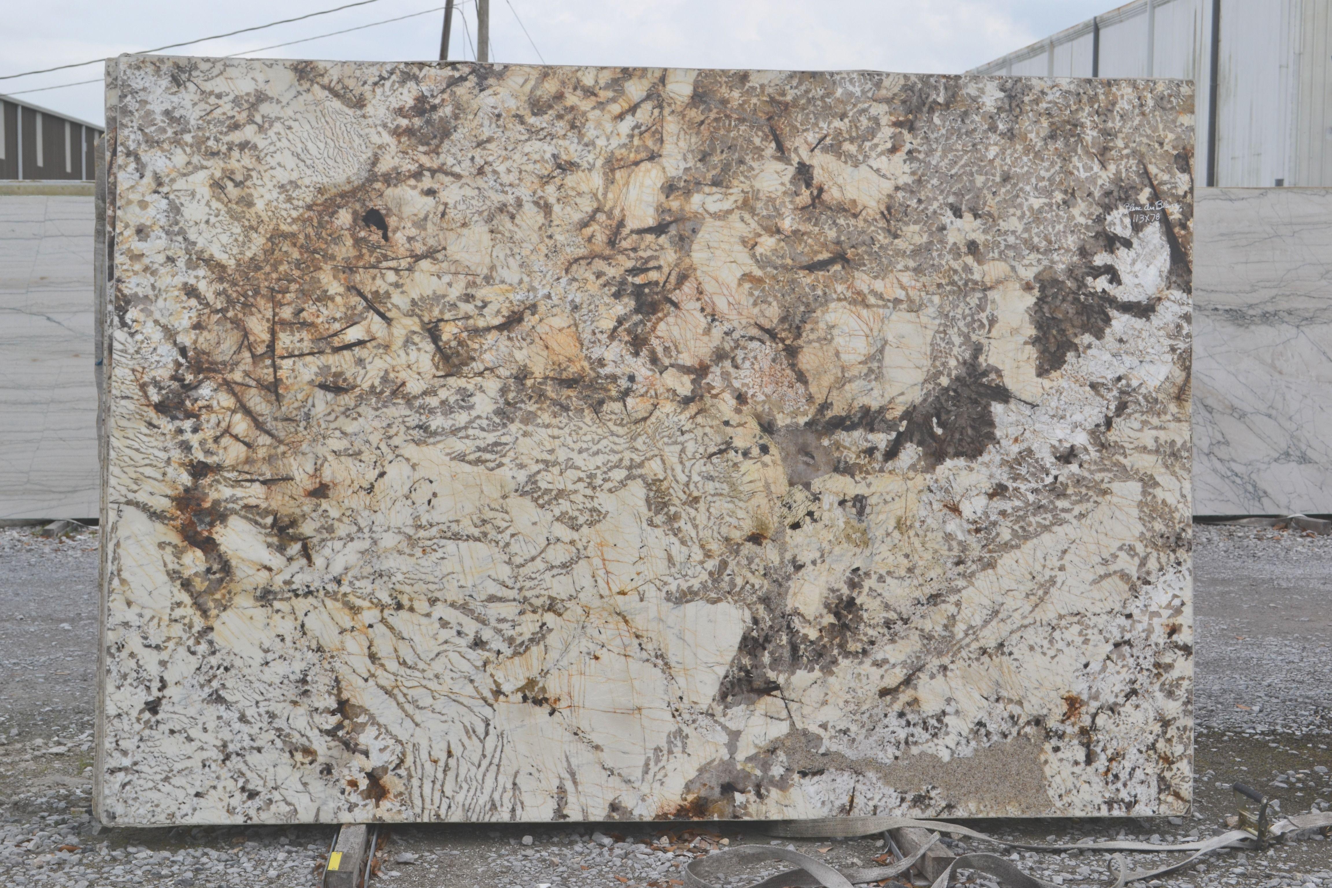 Blanc Du Blanc Granite Granite Slab Neworleans Stone Gallery Leather Granite Granite Slab