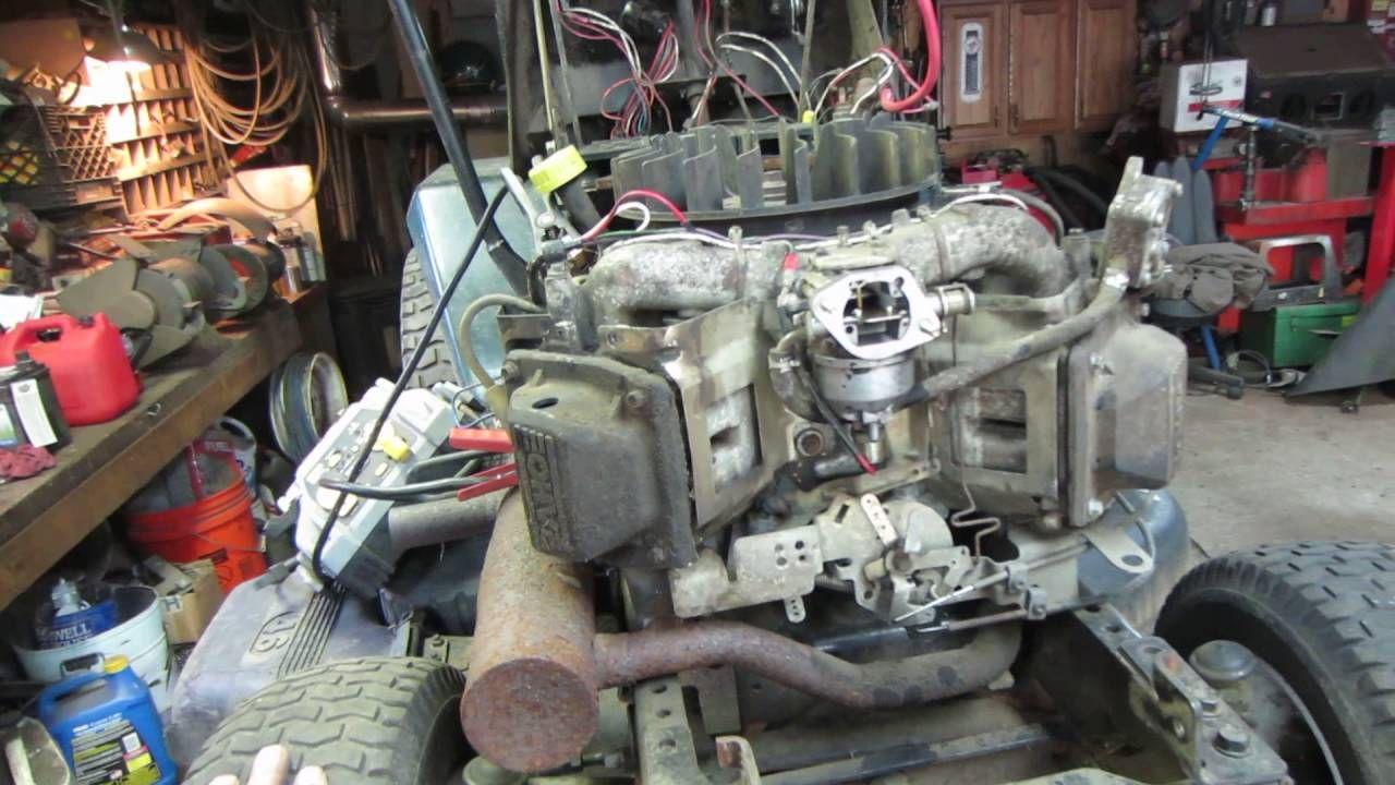 Free Craftsman Tractor Gets Worked On Mustie1 Lawn Mower Repair Tractors Craftsman