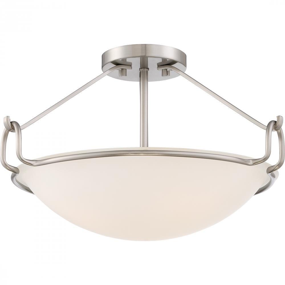 Quoizel Fixture Semi Flush Mount H7wu Berkeley Lighting Company