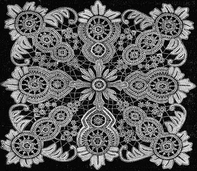 Crochet As Lace Irish Crochet Lace Easy Crochet Lace Edging