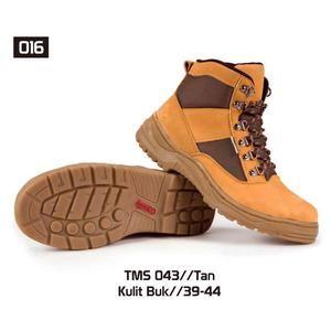 Sepatu Gunung Hiking Pria Tms 043 Brand Trekking Produk