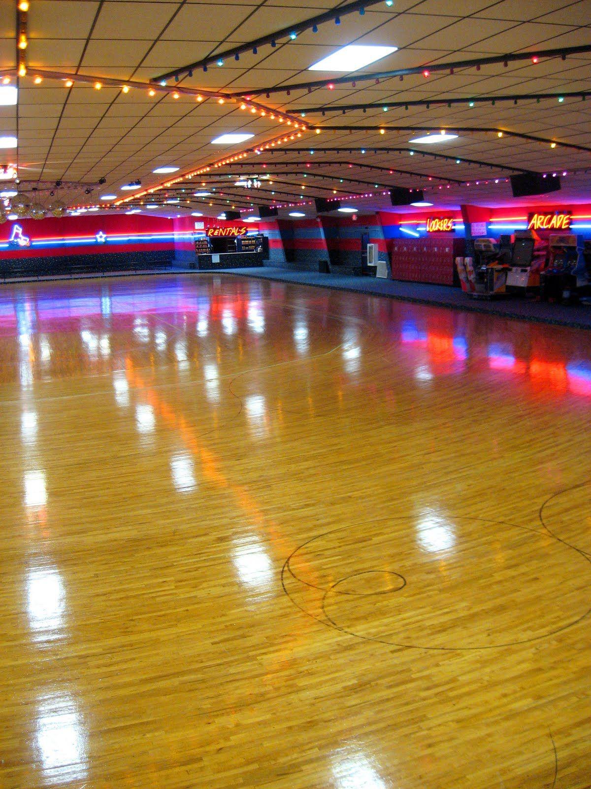 Basement personal roller skating rink in 2020 roller