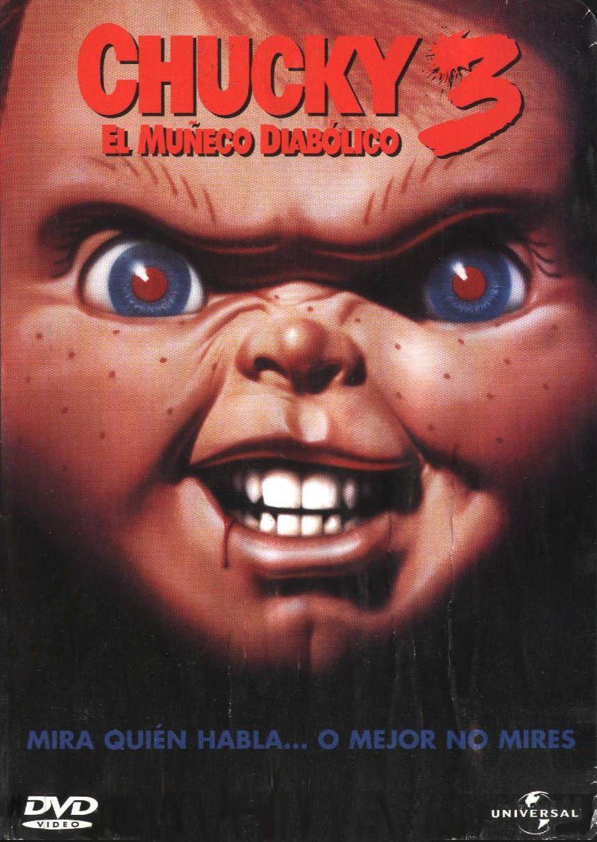 Chucky 3 Muñeco Diabólico 1991 Chucky Juegos Para Niños Peliculas De Terror