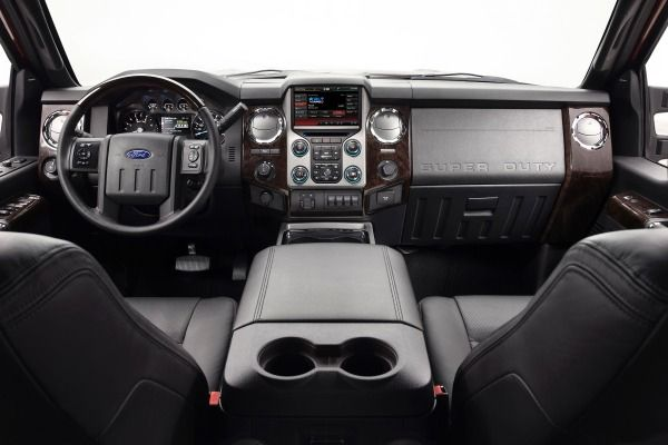 Ford F 450 Super Duty Crew Cab Interior Ford Super Duty Ford F350 Super Duty Ford F Series