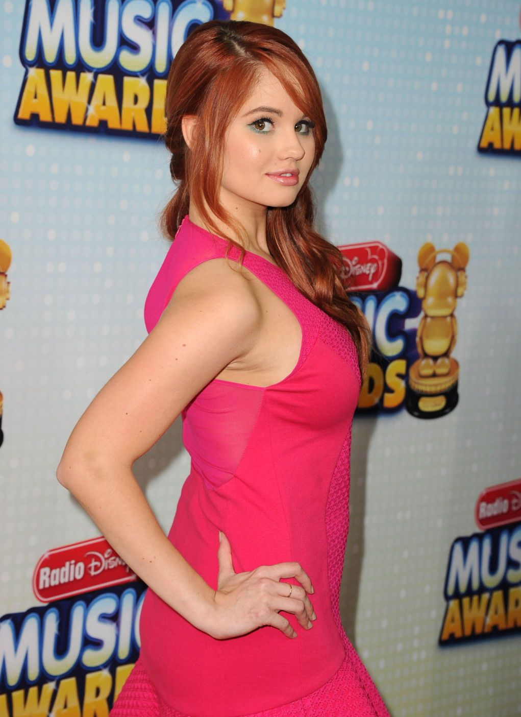 debby ryan attended the 2013 radio disney music awards in