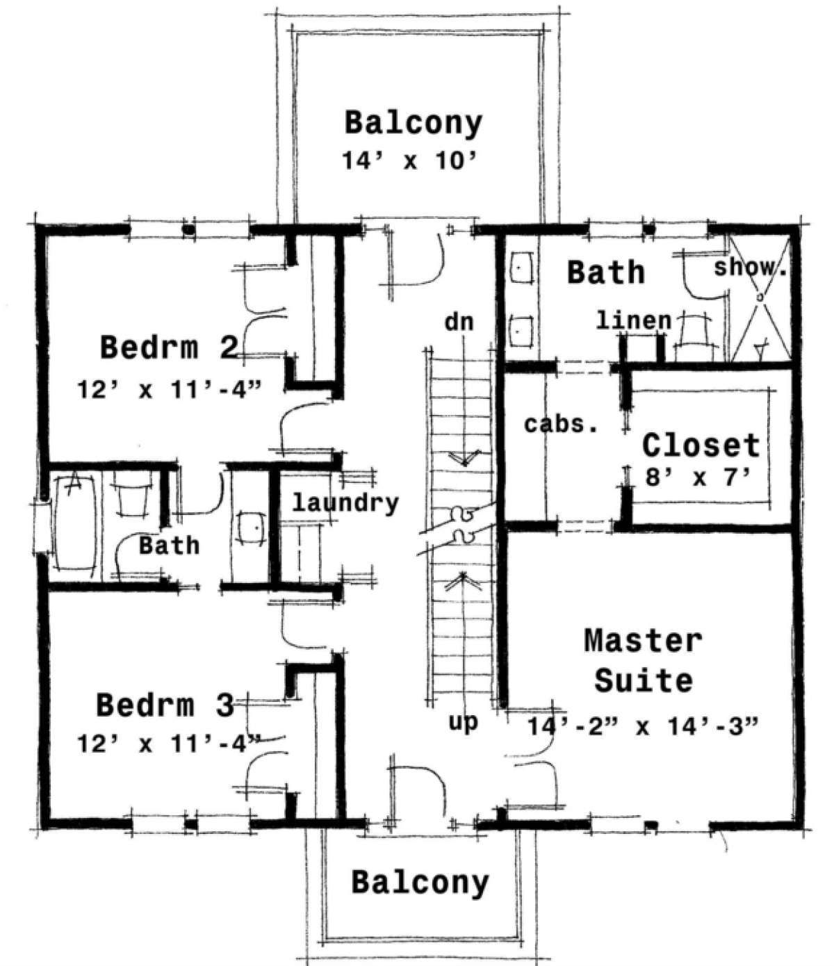 House Plan 028 00027 Colonial Plan 2 280 Square Feet 3 Bedrooms 2 5 Bathrooms In 2021 Colonial House Plans Center Hall Colonial Colonial House