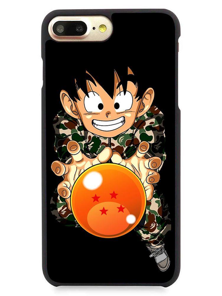 dragon ball Bape 3 iphone case