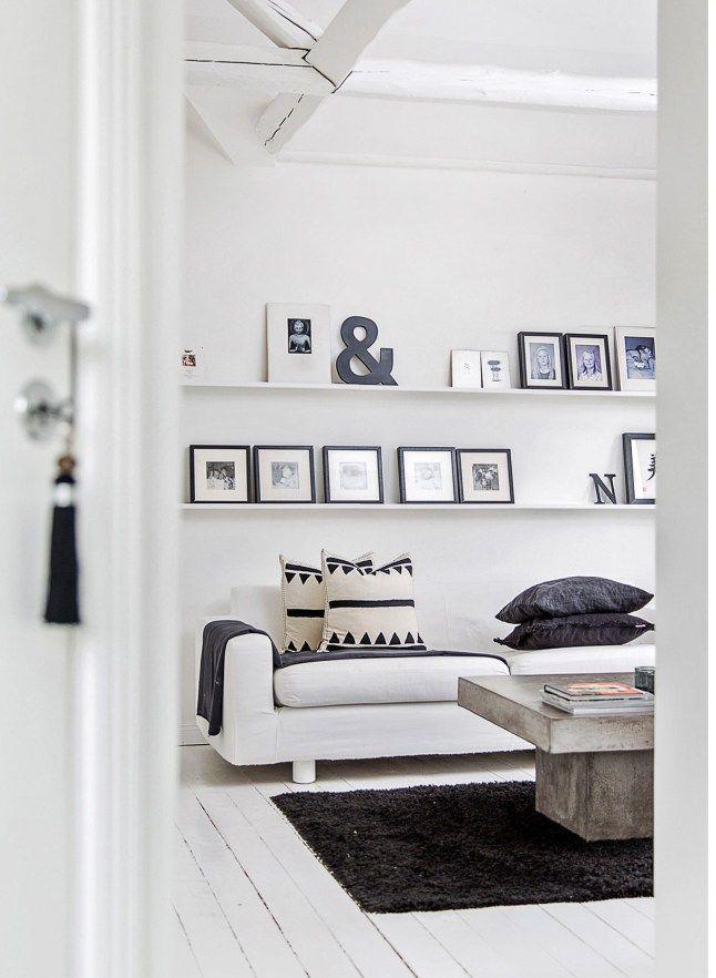 Blanc, Béton Et Jardin Zen (PLANETE DECO A Homes World)