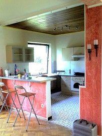 Maler Mönchengladbach mit putz und maltechniken die wohnküche mit bar gestalten