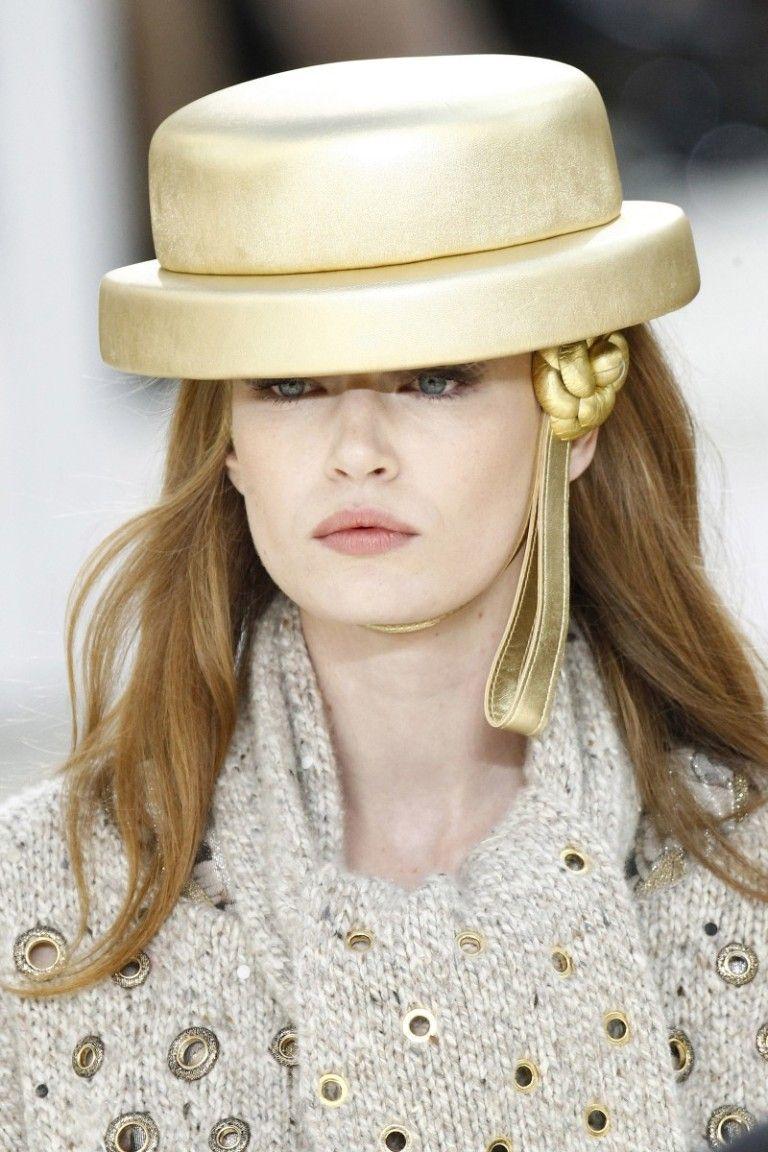 Bowler Hat Telva Com Moda Alta Costura Tweed