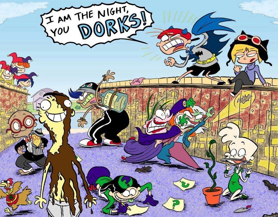Ed Edd Eddy Batman Ed Edd N Eddy Old Cartoons Edd