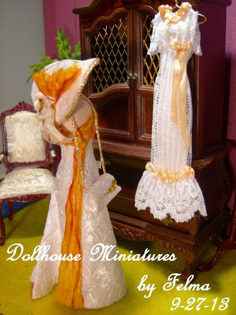 Dollhouse Miniatures By Felma