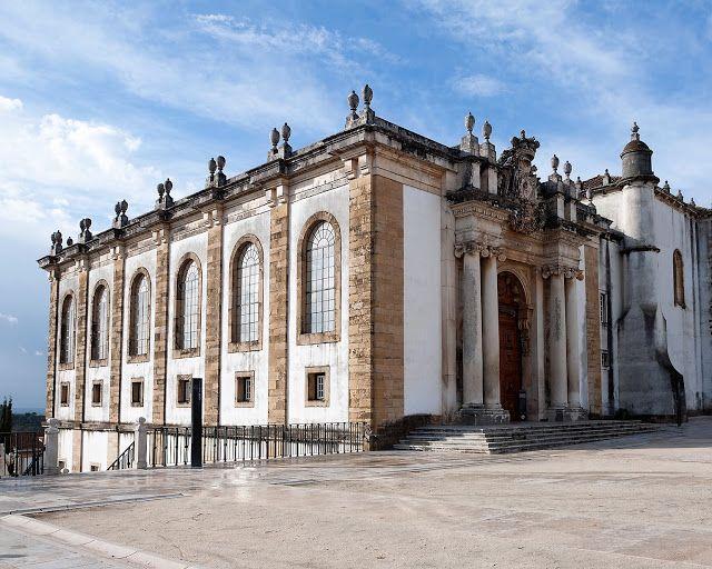 Biblioteca Joanina University Of Coimbra Coimbra Portugal