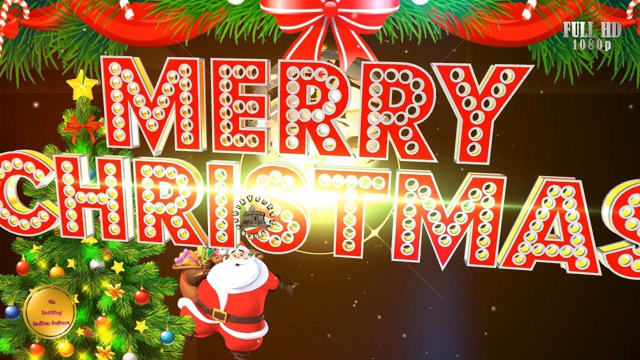 Merry Christmas 2017 Wisheswhatsapp Video Downloadgreetings