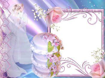 Mais De 380 Molduras De Fotos De Casamento Gratis Para Fotomontagem Online Molduras De Casamento Quadros De Casamento Casamento