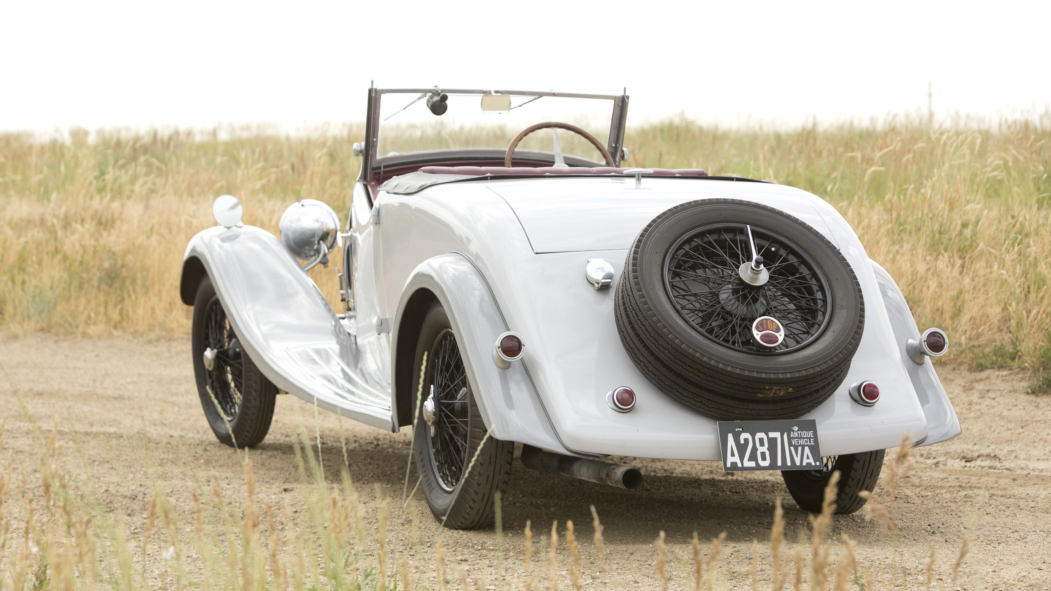 Bugatti Type 44 Cabriolet 1928