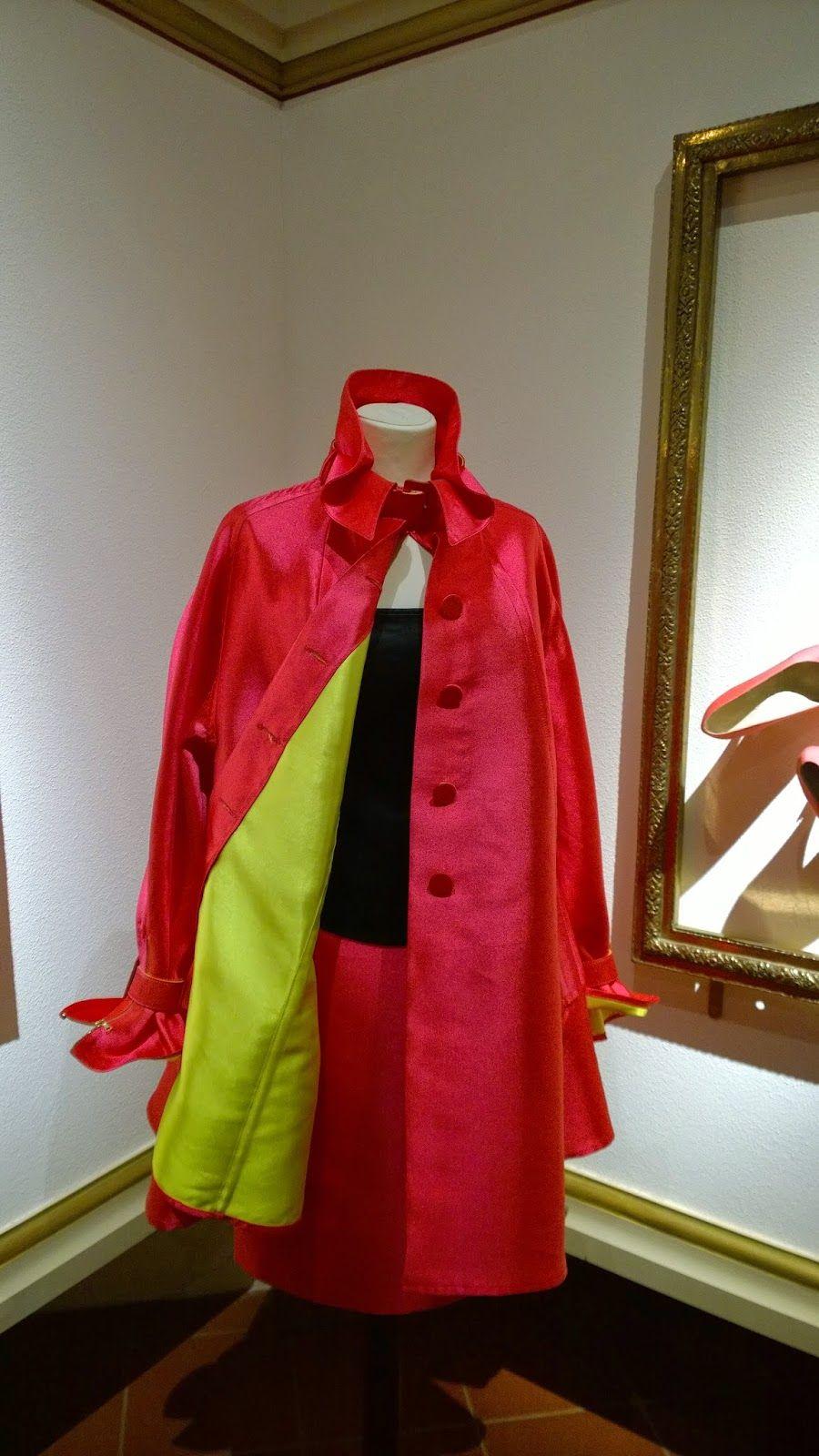 Pink coat - Soprabito, Spolverino pink #fashion #vintage #gianfrancoferre