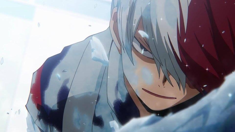 Boku No Hero Academia Season 2 Todoroki Shouto My Hero Academia Mha Anime Hero Boku No Hero Academia
